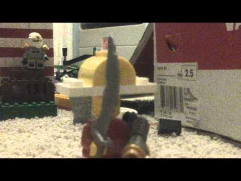 Skylanders swap force Legos