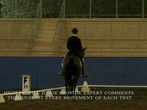 Dressage Tests Made Easy