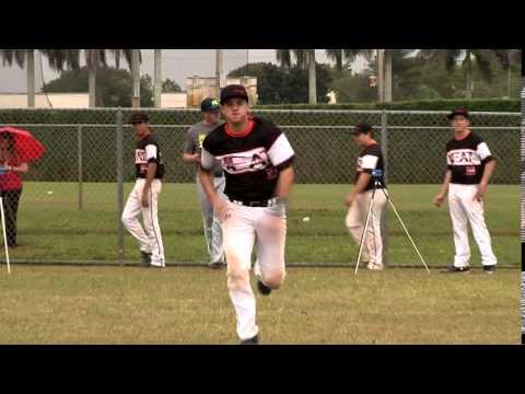 Hunter Fiori Sprint Nation Baseball Scout 2016