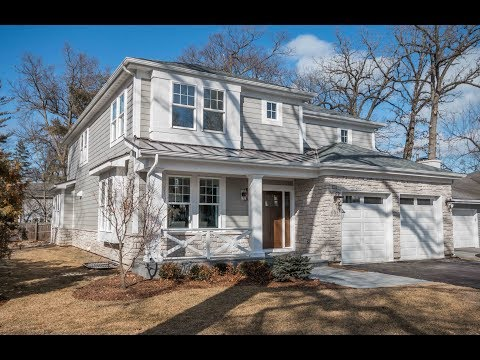 Newly Completed Custom Home - 605 Moffett Rd - Lake Bluff, IL