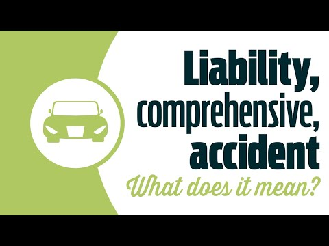 Understand The Types of Car Insurance Coverages You Need to Buy in Ontario