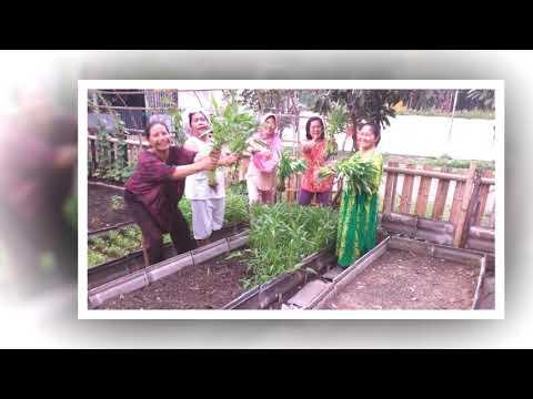 Kampung Bhinneka Wanita Katolik RI Cabang Hati Santa Perawan Maria Tak Bernoda Tangerang