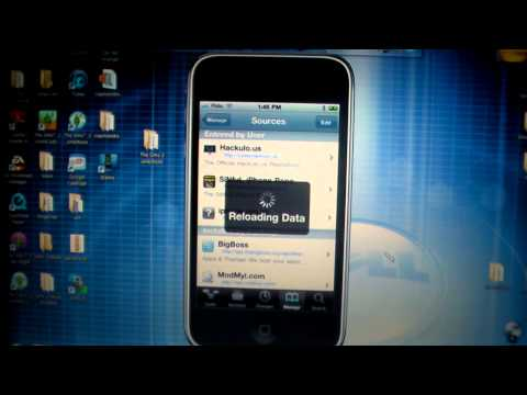 How to Install iFile to your iphone or ipod touch