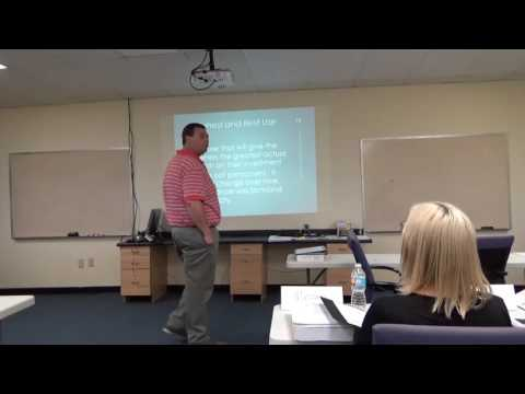 North Carolina Broker Prelicensing Chapters 1-2