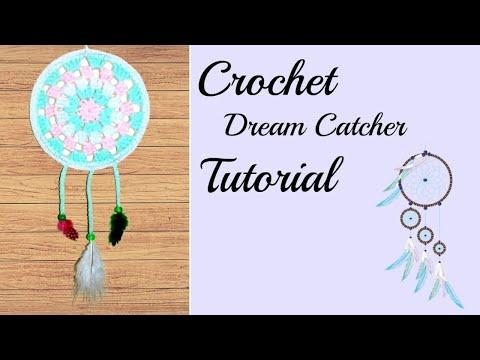 Crochet Dreamcatcher Tutorial  - Crochet Jewel