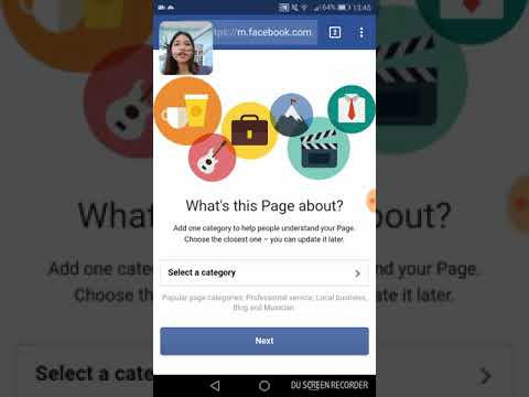 How to make Facebook Group and Page