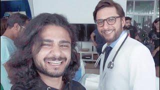 Shahid Afridi unseen footage | Dubai | Vlog #halanoon