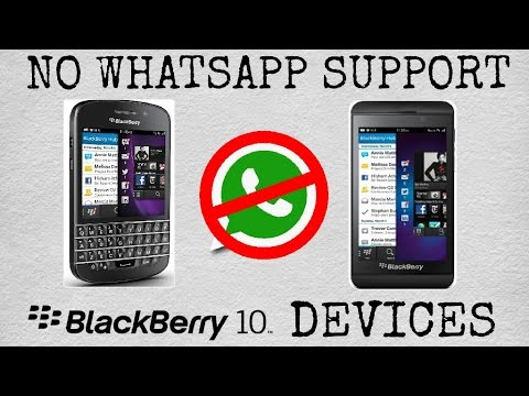 How To Continue Using Whatsapp On Blackberry After June 30th 2017?