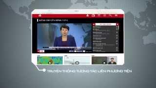 VTVGo Ứng dụng xem truyền hình trực tuyến HD