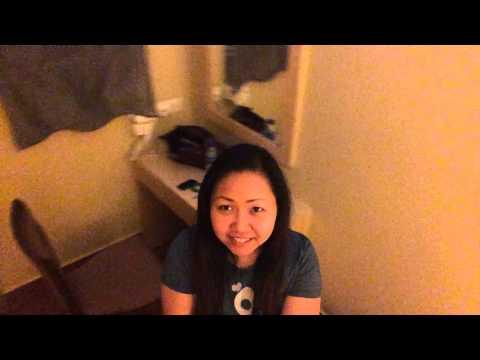 My room at Metro Hotel @ KL Sentral