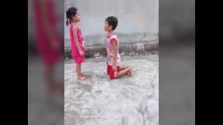 Khi trẻ trâu đánh lộn ( hơn cả kiếm hiệp)