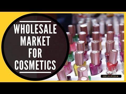Cosmetics at wholesale prices at Sadar Bazar Buy Cheap Cosmetics, Jewellery, Wedding Shopping