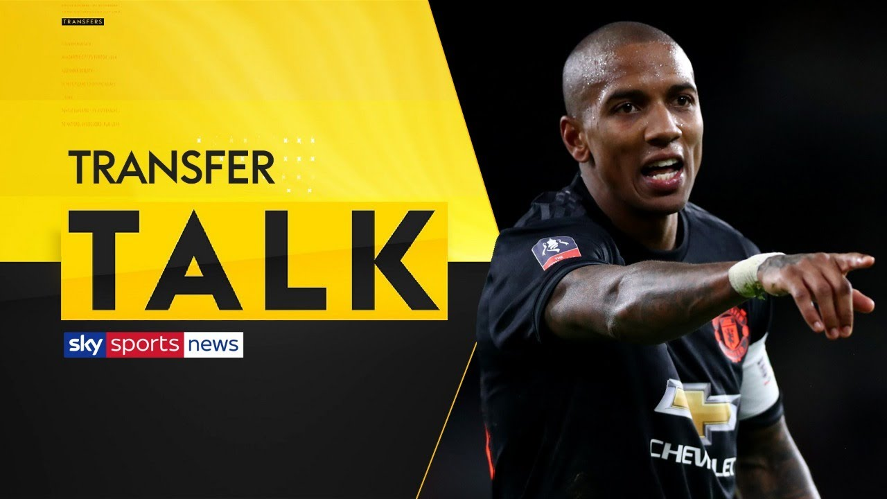 Why has Ashley Young decided to leave Manchester United?   Transfer Talk
