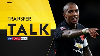 Why has Ashley Young decided to leave Manchester United? | Transfer Talk