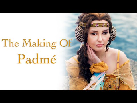 The Making of Padmé's Picnic Gown - Cosplay
