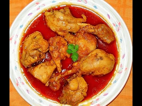 Quick and Easy Chicken Curry / Highway Chicken Curry
