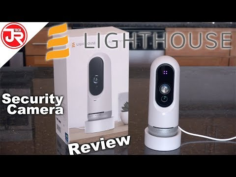 Lighthouse Smart Home Security Camera Review
