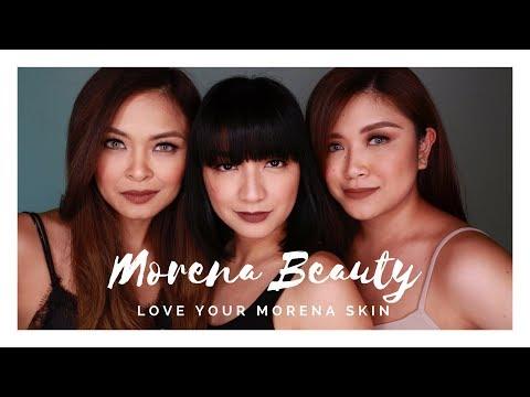 Morena Makeup Series: MAC Foundation Shades