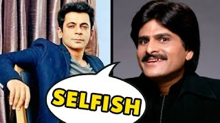 Sunil Grover Is A Selfish Man Says Ahsaan Qureshi | The Kapil Sharma Show | TellyMasala