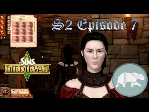 The Sims Medieval - Season 2 - Episode 7 - The Fisherman's Challenge - Part 1