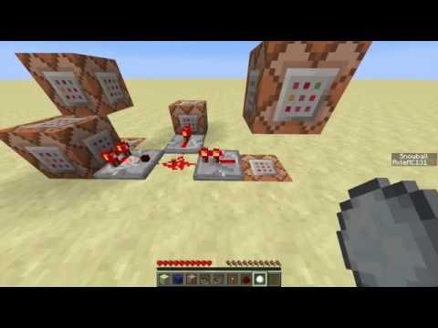 Infinite Snowballs - Minecraft 1.8