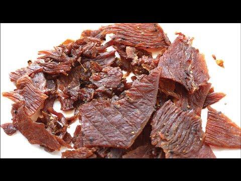 Healthy Bodybuilding Snack: Beef & Turkey Jerky