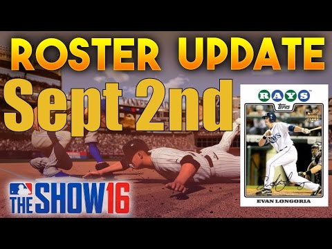 MLB The Show 16: Roster Update and New Flashbacks!