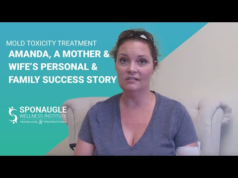 Mold Toxicity Treatment – Amanda, A Mother & Wife's Personal & Family Success Story