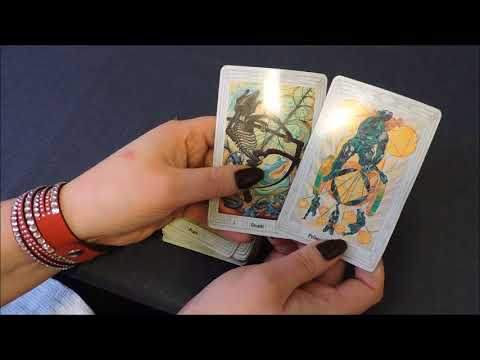 Simple YES or NO answers  tarot cards