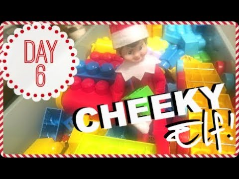 CHEEKY ELF | VLOGMAS | Day 6