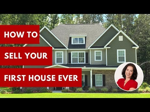 How to sell your first house EVER - How to put your house on the market