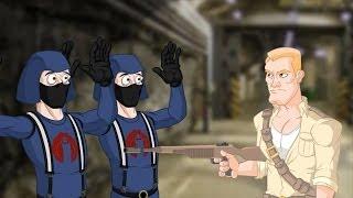 Download 'G.I. Joe Retaliation' Review Video