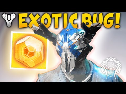 Destiny 2: REMOVED EXOTIC & SECRET PERKS! Bungie Steps In, Catalyst Abilities & Sleeper Quest