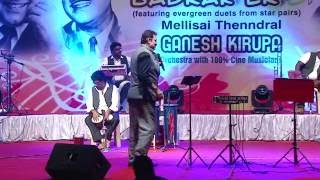 YE PARDHA by ANIL BAIPAI & USHARAJ in GANESH KIRUPA Best Light Music Orchestra in Chennai