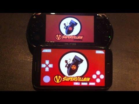 PPSSPP vs PSP! The Android Emulator Runs Faster than PSP?