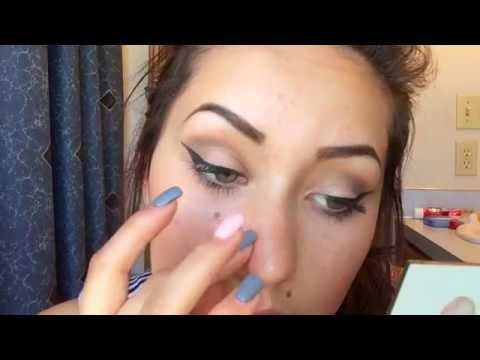 How to change an L-shaped Nose Ring