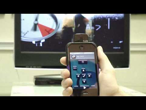 FLPR Universal Remote Control for iPhone and iPod touch