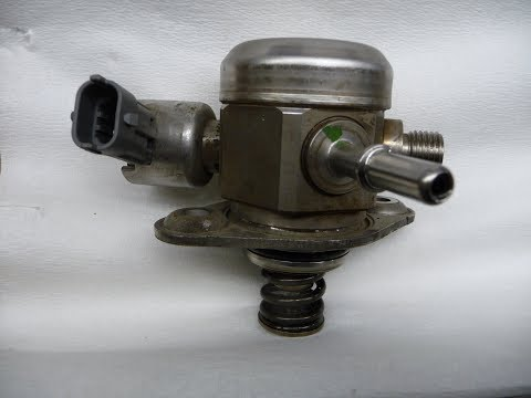 Hyundai / Kia GDI high pressure PUMP replacement[#353202G720]  ... 2012 Hyundai Sonata, 144K miles