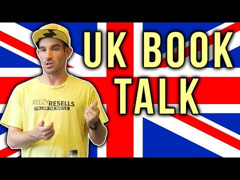 AMAZON UK TALK | SELLING BOOKS IN United Kingdom | REEZY RESELLS PUBLIC SPEAKER