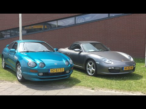 Priceless Toyota Celica 1994 compaired to Porsche Boxer 2008 from 26 K Euro