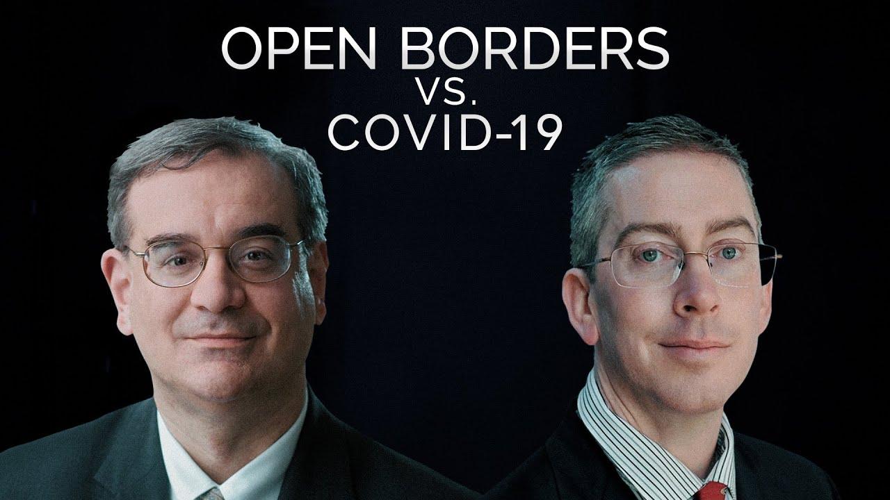 Open Borders vs. COVID-19: A Soho Forum Debate
