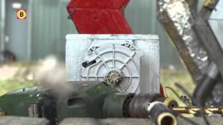 Bijzondere uitvinding om stroom op te wekken gebouwd in Rosmalen