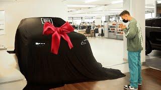 iCrimax zeigt sein neues Auto!