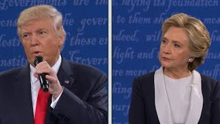 Trump responds to question from Muslim about his proposed