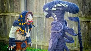 Are These the Scariest Homemade Crocheted Costumes