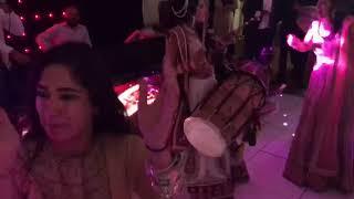Bride Plays Dhol at her own Wedding! Shock!