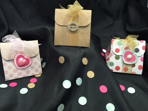 Small Wedding Favor Boxes/Gift Boxes