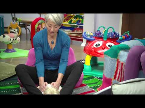 Baby Massage with Rosemary Brown, Registered Massage Therapist - Baby Massage Instructional Series