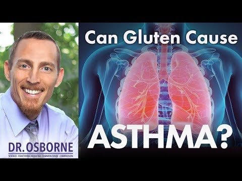 Can Gluten Cause Asthma?