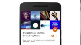 Google Play Música, escucha tu música sin conexión